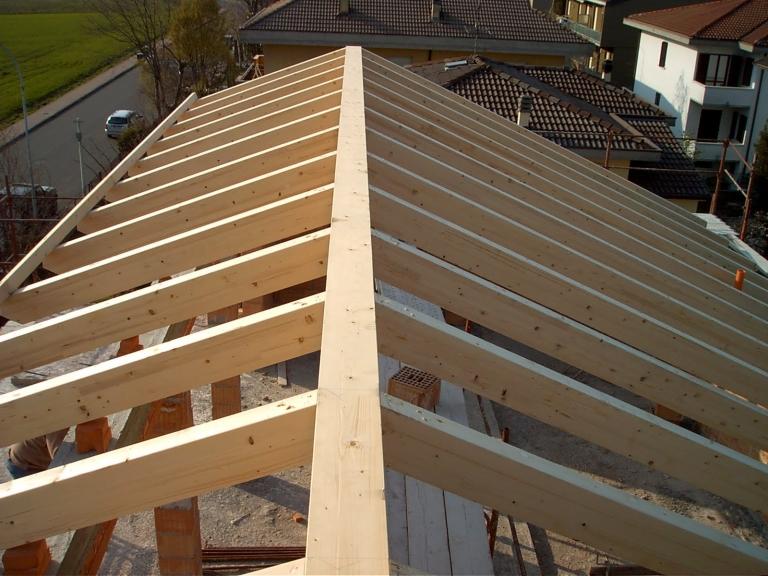 Tetto in legno lamellare bianco elegant tettoia legno bianca tetto designs net in bianco with - Tetto in legno bianco ...