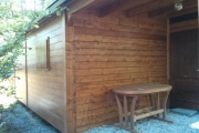 chalet in legno